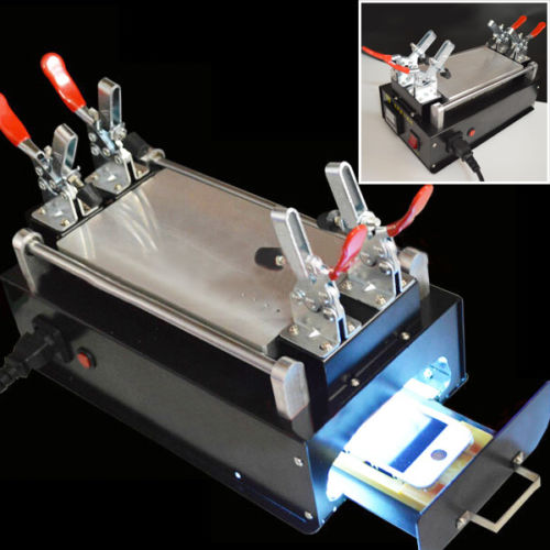 LCD Screen Separator Machine built in UV light