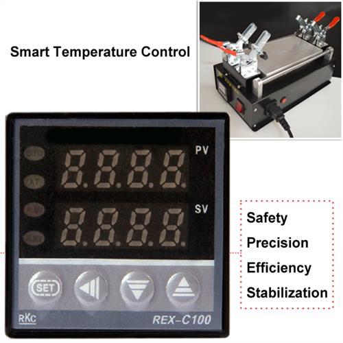 Smart LCD Screen Separator Machine