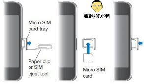 How to open Sim card slot on iPhone 7
