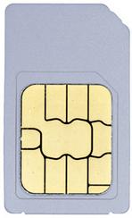 standard sim card