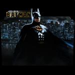 Batman folder icon
