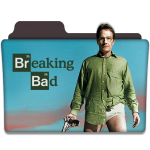 Breaking Bad folder icon