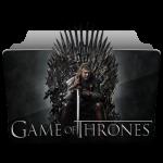 Game of Thrones folder icon