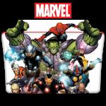 Marvel folder icon