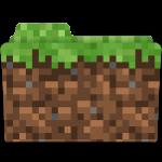 Minecraft folder icon