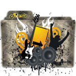 music-folder-icon