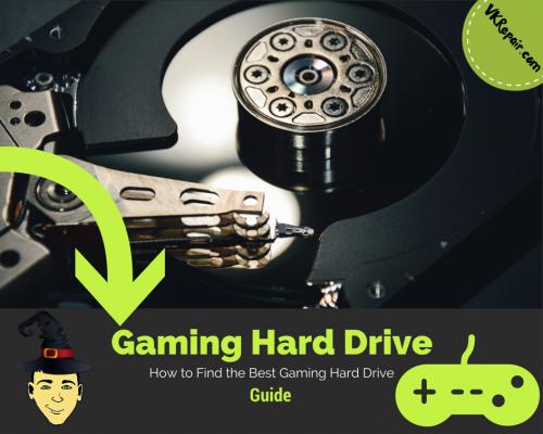 gaming hard drive