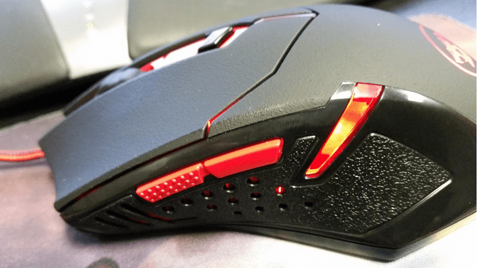Redragon M601 mouse review