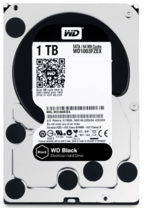 WD Black Series