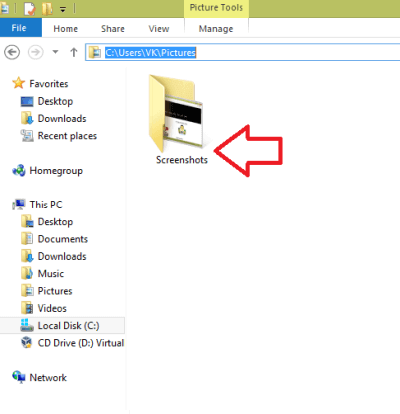 How to take screenshot using keyboard shortcuts in windows 10 windows print screen folder ccuart