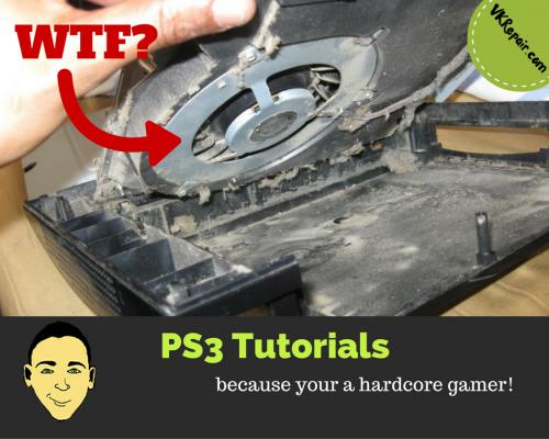 PS3 tutorials