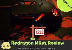 Redragon M601 review