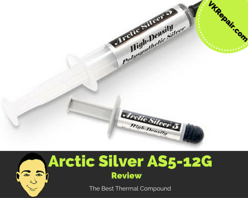 Arctic Silver AS5-12G review