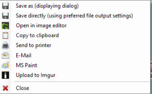 how to make a keyboard shortcut for snipping tool