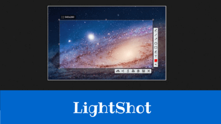 lightshot take screenshot