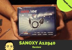 SANOXY A12940 Review