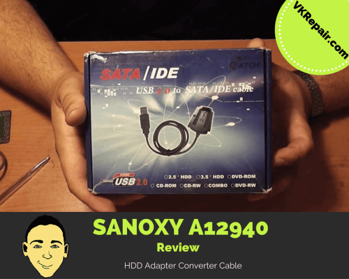 SANOXY A12940 Review