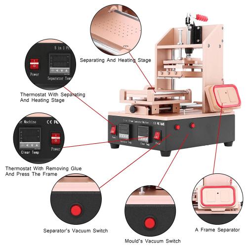 happybuy screen separator