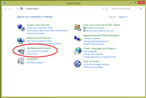 Mouse Pointer Disappears Windows 8 Quick Fix