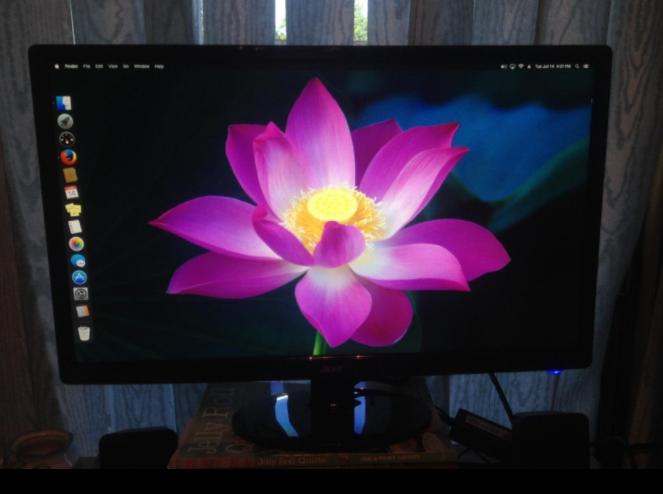 Acer S220HQL abd monitor