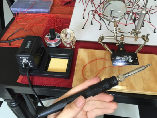 Aoyue 469 Variable Power Soldering Station