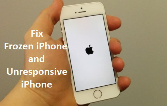 How To Fix An iPhone Stuck On Lockscreen - YouTube