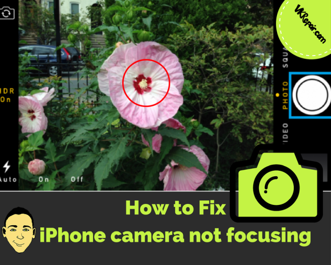 iphone camera not focusing iphone 7 won t focus fix guide 8976