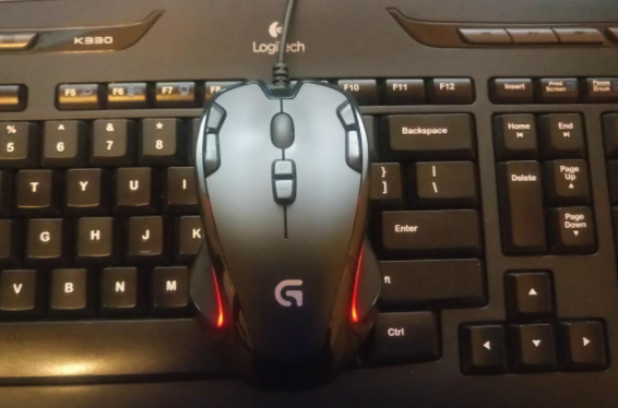 Logitech G300 mouse review
