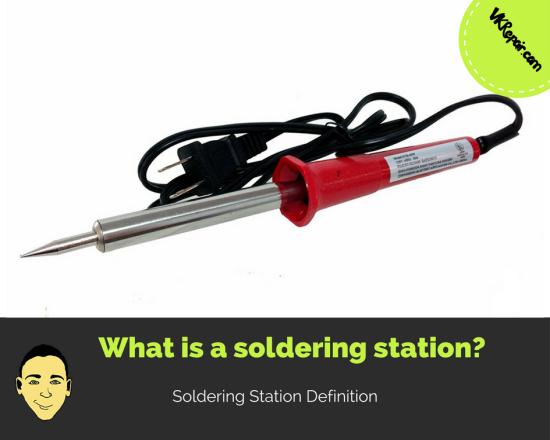 soldering station definition