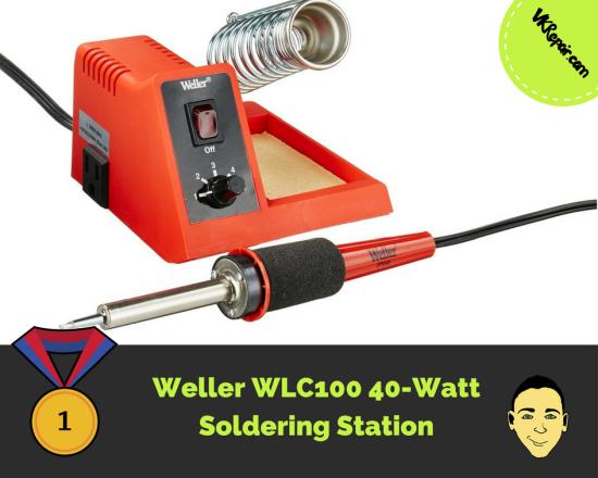 Weller WLC100 40-Watt Soldering Station