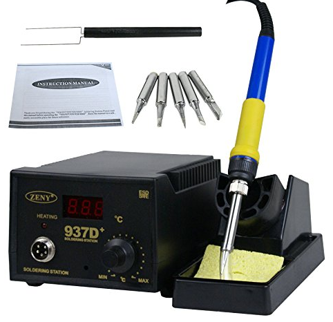 ZENY 937D SMD Soldering Iron Station
