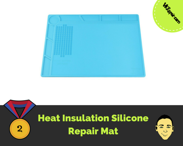 Heat Insulation Silicone Repair Mat