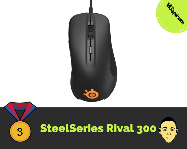 SteelSeries Rival 300 review
