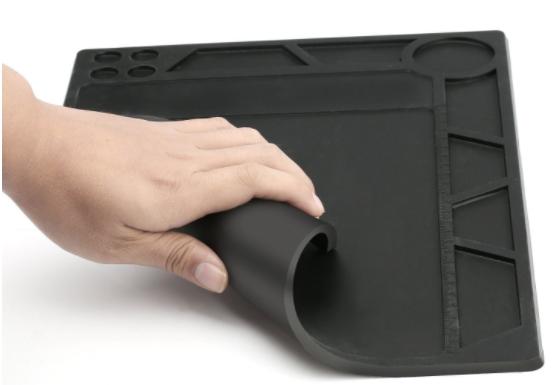 showpin heat resistant soldering mat