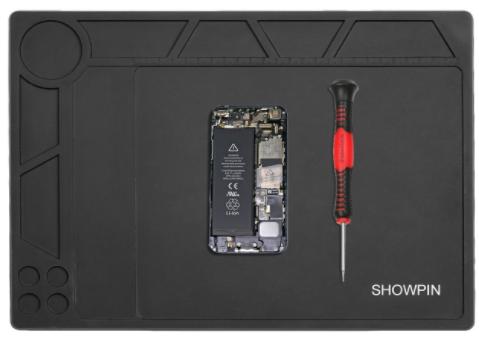 showpin soldering mat review