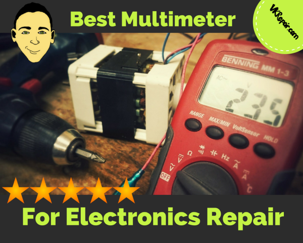 Best Multimeter for Electronics Repair Buyer's Guide