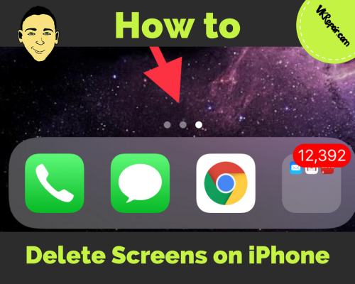 how-to-delete-screens-on-iphone