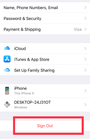 icloud-sign-out
