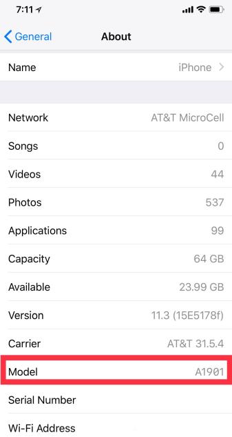 iphone-settings-model-number