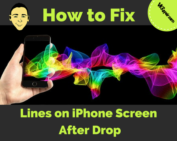 How to Fix Lines on iPhone Screen After Drop Guide