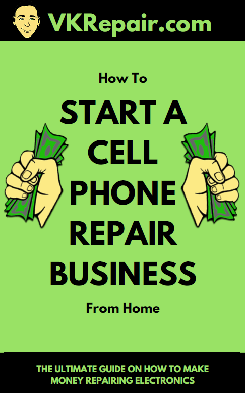 How to Start a Cell Phone Repair Business From Home